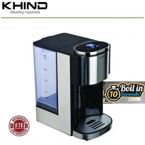 NEW-Khind 4.0L Instant Hot Water Dispenser EK2600D