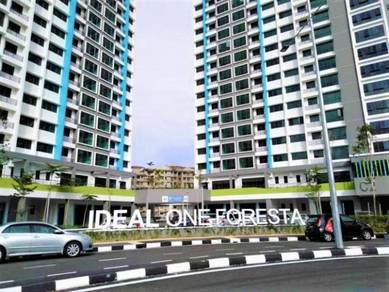 One Foresta / Free Legal Fees / 3 Carparks / Queensbay n Airport View