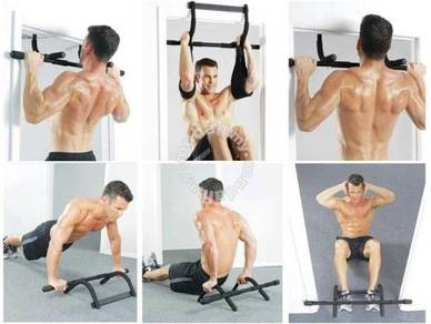 Kdn - Iron gym door exercise (ig)