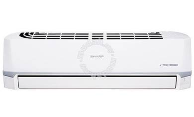 Sharp AHX24VED 2.5HP Air Conditioner Inverter R32