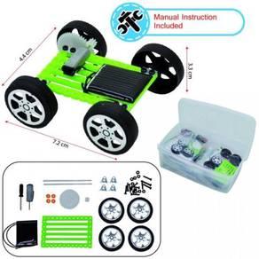 D - Model Kereta Solar DIY