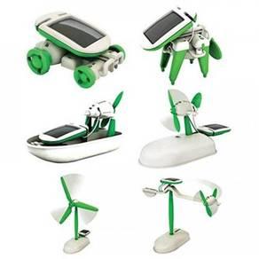 D - Robot Kits 6 in 1 Design (BC)