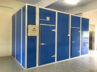 Coldroom Panel PU Compressor Evaporators