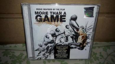 CD Music Inspired By The Film More Than A Game