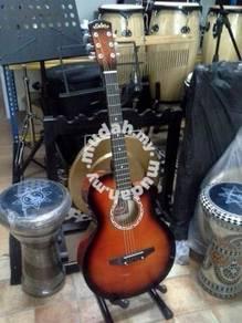 Gitar Akustik : Oren (38