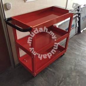 3 Layer Tools Trolley