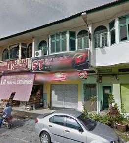 2 sty Shop Lot In Hala Bercham Timur