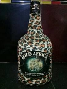 119 Botol wild africa cream bottle