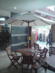 Umbrella Parasol Garden cafe
