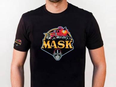 Tshirt Baju MASK IV TSV siap poslaju
