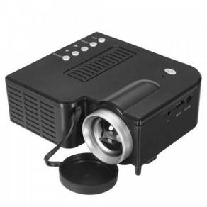 LED Mini Portable Projector ( 480 LUMEN )