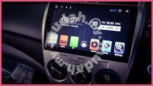 Honda city 08-13 10* android car player 1RAM 16G