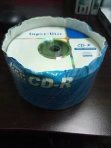 Super Disc CD-R 52x 700MB/80Min