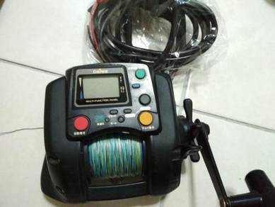 Daiwa SuperTanacom S500 Bangla Elektrik