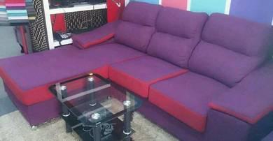 Sofa l shape besar murah2