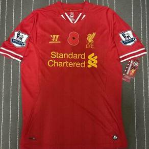 Liverpool home gerrard 8