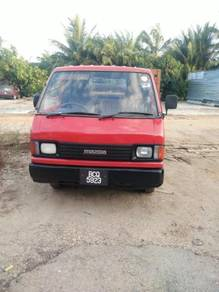 Lori mazda diesel 1tan