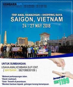 Trip Amal Vietnam 2018