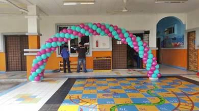 480) Welcome Balloon