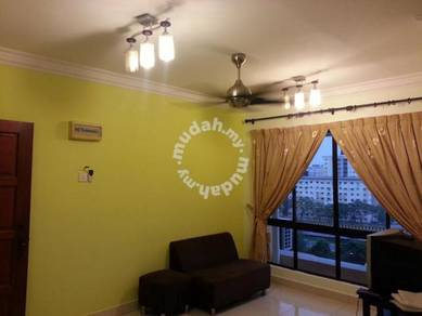 Penang Apartment Serena Bay for Rent