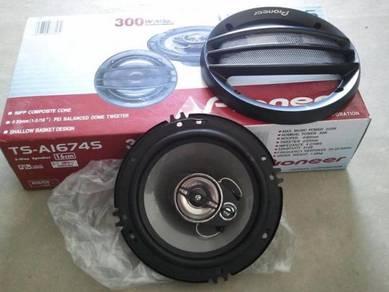 Speaker BULAT 6INCHI 300watt pionner sony