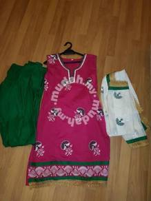 Punjabi suit full set