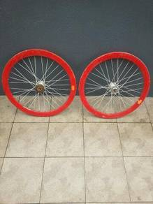 Rim fixie alloy
