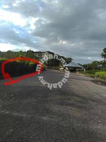Commercial land facing main and busy road in Lunas
