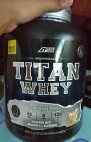 Titan whey protein halal