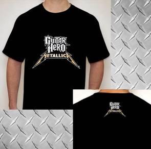 Guitar Metallica tshirt