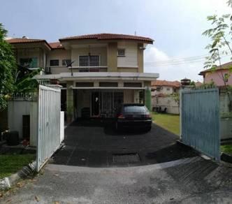 CORNER LOT 2 Storey Terrace House Seksyen 6 Bandar Bukit Mahkota Bangi