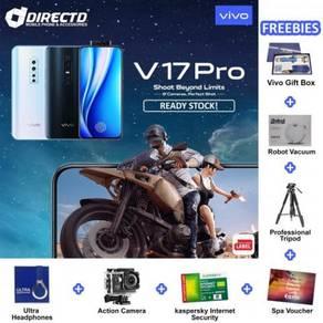 TERBARU - VIVO V17 Pro (8GB/128GB) Percuma 7Hadiah