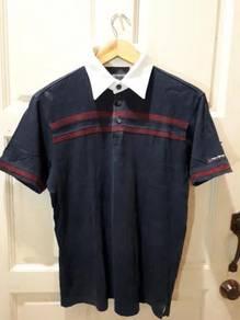 REVSPORT T-Shirt Polo Baju