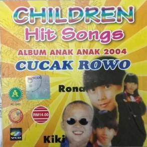 Children Hit Songs Album Anak Anak 2004 Cucak Rowo