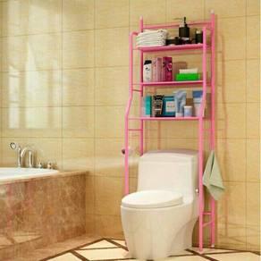 Stylish bathroom rack