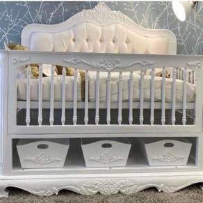 Babeek Official Newborn Cot/Crib