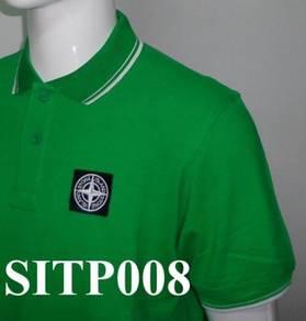 Stone Island Tipped Polo - CODE SITP008