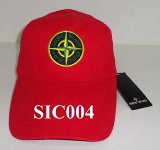 Stone Island Logo Cap - CODE SIC004