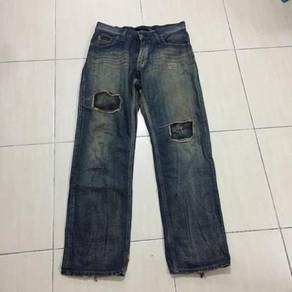Wrangler 100th Anniversary Jeans Size 33 Rocker