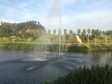 Bungalow lot Gentlebre Eco Majestic Semenyih Selangor