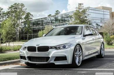 Bmw f30 oem m'sport body kit 2012