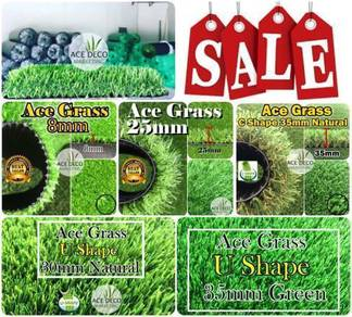 BIG DEAL SALE Artificial Grass / Rumput Tiruan 04