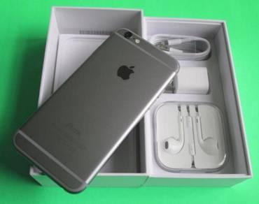 Iphone 6 plus space grey my set