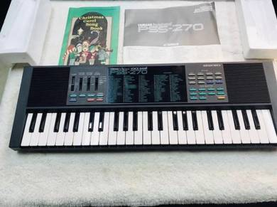 Yamaha PSR-SQ16 Keyboard Synthesizer