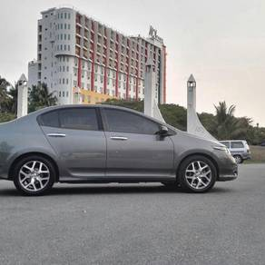 Honda City for rent
