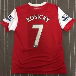 Arsenal home rosicky