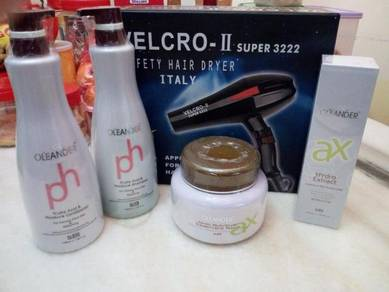 Oleander Professional Haircare System