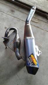 Original 4.1 FMF Honda CRF250 motocross