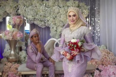 Wedding Photographer Jurugambar Perkahwinan