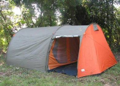 FAMILY TUNNEL TENT 8person (khemah)